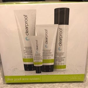 Mary Kay ClearProof